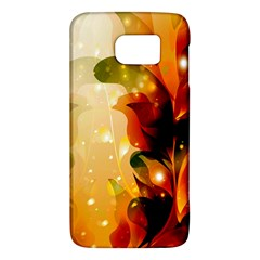Awesome Colorful, Glowing Leaves  Galaxy S6