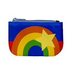 Rainbow Coin Change Purse