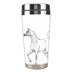 Logosquare Stainless Steel Travel Tumblers