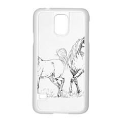 Logosquare Samsung Galaxy S5 Case (white)