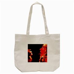 Robert And The Lion Tote Bag (Cream)