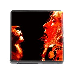 Robert And The Lion Memory Card Reader (Square)