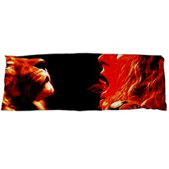 Robert And The Lion Body Pillow Cases Dakimakura (two Sides)