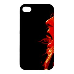 Robert And The Lion Apple iPhone 4/4S Premium Hardshell Case