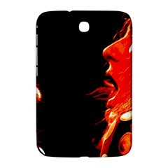 Robert And The Lion Samsung Galaxy Note 8.0 N5100 Hardshell Case