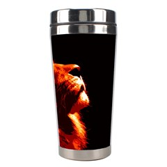 Robert And The Lion Stainless Steel Travel Tumblers