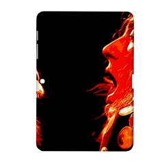 Robert And The Lion Samsung Galaxy Tab 2 (10 1 ) P5100 Hardshell Case