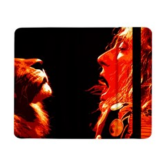 Robert And The Lion Samsung Galaxy Tab Pro 8.4  Flip Case