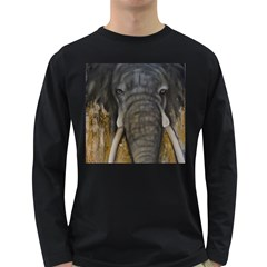 In the Mist Long Sleeve Dark T-Shirts