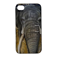 In the Mist Apple iPhone 4/4S Hardshell Case with Stand