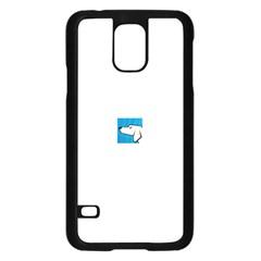 2yy4950 Samsung Galaxy S5 Case (black)