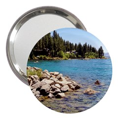 Nevada Lake Tahoe  3  Handbag Mirrors