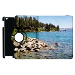 Nevada Lake Tahoe  Apple iPad 2 Flip 360 Case