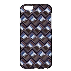 Metal Weave Blue Apple iPhone 6 Plus/6S Plus Hardshell Case