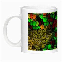 Artistic Cubes 01 Night Luminous Mugs
