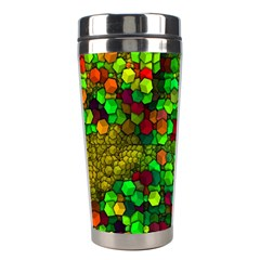 Artistic Cubes 01 Stainless Steel Travel Tumblers