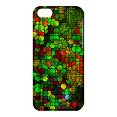 Artistic Cubes 01 Apple iPhone 5C Hardshell Case