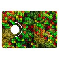 Artistic Cubes 01 Kindle Fire Hdx Flip 360 Case