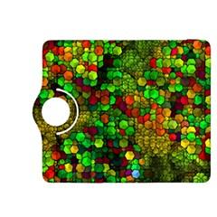 Artistic Cubes 01 Kindle Fire HDX 8.9  Flip 360 Case
