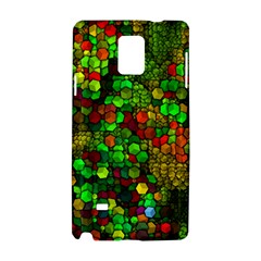 Artistic Cubes 01 Samsung Galaxy Note 4 Hardshell Case