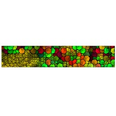 Artistic Cubes 01 Flano Scarf (large)