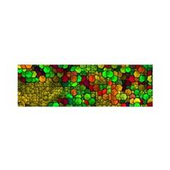 Artistic Cubes 01 Satin Scarf (oblong)