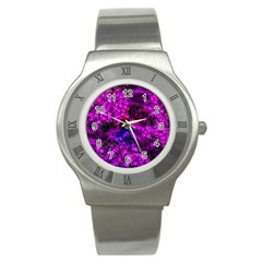 Artistic Cubes 2 Stainless Steel Watches