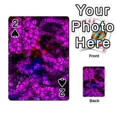 Artistic Cubes 2 Playing Cards 54 Designs