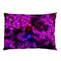Artistic Cubes 2 Pillow Cases (two Sides)