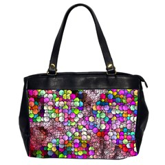 Artistic Cubes 3 Office Handbags (2 Sides)