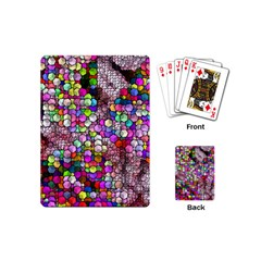 Artistic Cubes 3 Playing Cards (Mini)