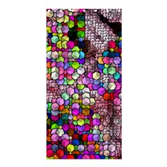 Artistic Cubes 3 Shower Curtain 36  x 72  (Stall)