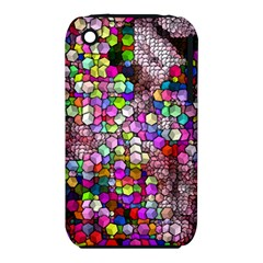 Artistic Cubes 3 Apple Iphone 3g/3gs Hardshell Case (pc+silicone)