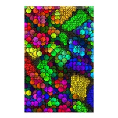 Artistic Cubes 4 Shower Curtain 48  X 72  (small)