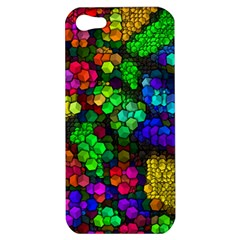 Artistic Cubes 4 Apple iPhone 5 Hardshell Case