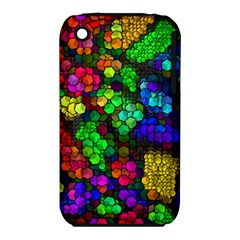 Artistic Cubes 4 Apple iPhone 3G/3GS Hardshell Case (PC+Silicone)