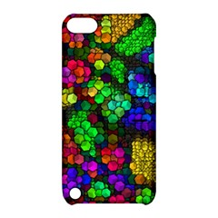 Artistic Cubes 4 Apple iPod Touch 5 Hardshell Case with Stand