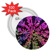 Artistic Cubes 5 2.25  Buttons (100 pack)