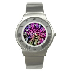 Artistic Cubes 5 Stainless Steel Watches