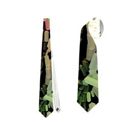 Artistic Cubes 5 Neckties (Two Side)