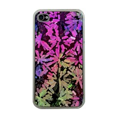 Artistic Cubes 5 Apple iPhone 4 Case (Clear)