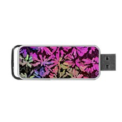 Artistic Cubes 5 Portable Usb Flash (one Side)