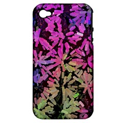 Artistic Cubes 5 Apple iPhone 4/4S Hardshell Case (PC+Silicone)