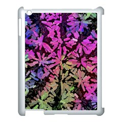 Artistic Cubes 5 Apple iPad 3/4 Case (White)