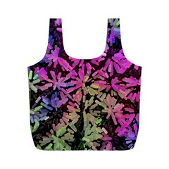 Artistic Cubes 5 Full Print Recycle Bags (M)