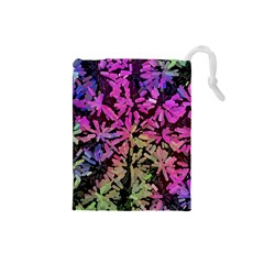 Artistic Cubes 5 Drawstring Pouches (small)