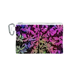 Artistic Cubes 5 Canvas Cosmetic Bag (S)