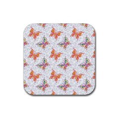 Butterfly Drink Coasters 4 Pack (Square)
