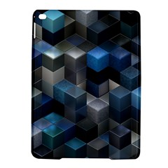 Artistic Cubes 9 Blue Ipad Air 2 Hardshell Cases