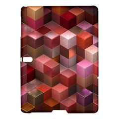 Artistic Cubes 9 Pink Red Samsung Galaxy Tab S (10.5 ) Hardshell Case